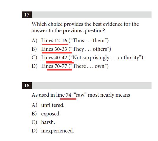 【SAT高分经验】美高学霸的16条tips概括阅读/数学/写作的方方面面